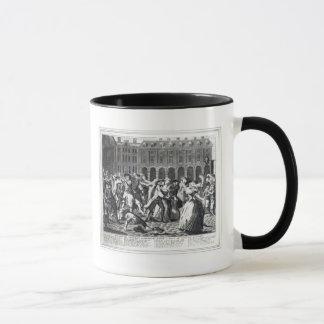 He and His Drunken Companions Raise Mug
