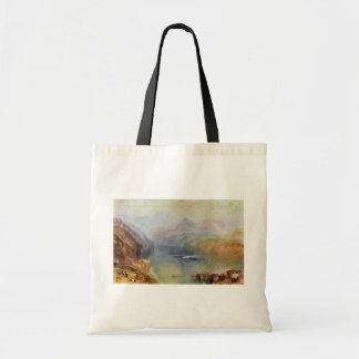 he Bay Of Baia With Apollo And The Sibyl By Turner Canvas Bags