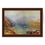 he Bay Of Baia With Apollo And The Sibyl By Turner Cards