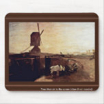he Big Connection Channel At Southall Mill By Jose Mouse Pad