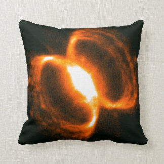 he Center of the Southern Crab Nebula He2-104 Throw Pillow