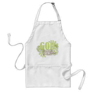 HE created mothers Adult Apron