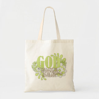 HE created mothers Tote Bag
