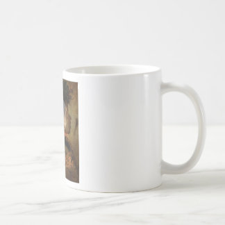 He Daydreams About Her Coffee Mug