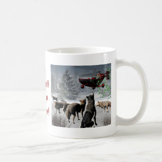 He Doesn't Know Any Better Coffee Mug