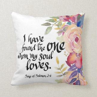 He encontrado la una almohada del algodón cojín decorativo