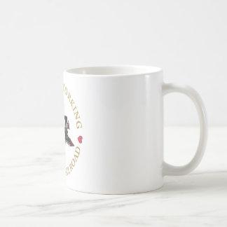 He estado trabajando en el Railraod Tazas De Café