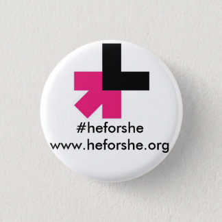 He for She Pins