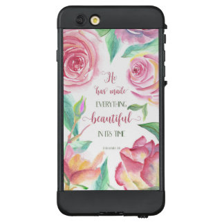He Has Made Everything Beautiful Ecclesiastes 3:11 LifeProof NÜÜD iPhone 6 Plus Case
