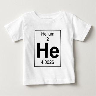 He - Helium Baby T-Shirt