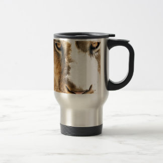 He is gonna steal your soul travel mug