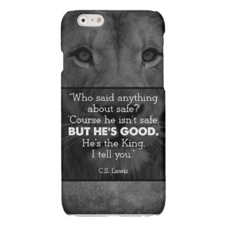 He Is Good Glossy iPhone 6 Case