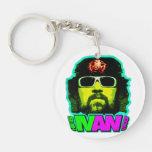 """""""He Is Ivan"""" Round Acryllic Keychain"""