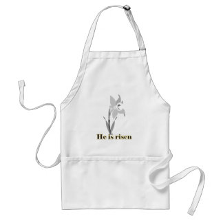 He Is Risen (3) Adult Apron
