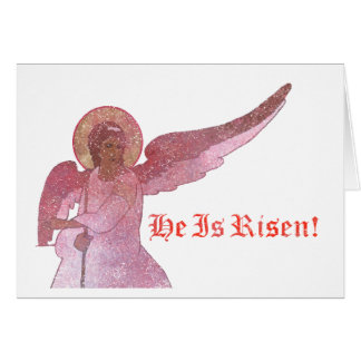 He Is Risen! Card