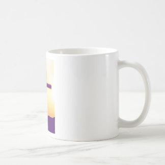 he is risen - cross mugs