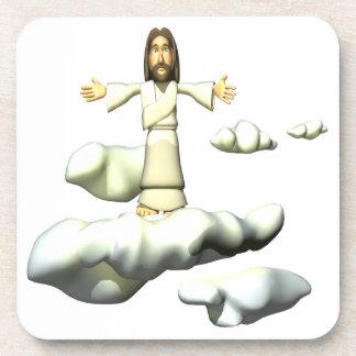He Is Risen Drink Coasters