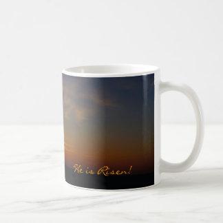 He is Risen! Coffee Mugs