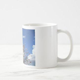 He is risen coffee mugs