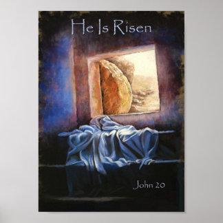 He Is Risen! Poster