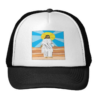 He Is Risen Trucker Hat