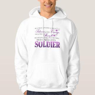 He is the reason hoodie
