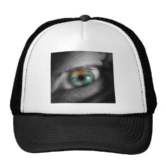 He Is Watching! (The All Knowing Eye) Trucker Hat