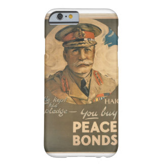 He kept his Pledge_Propaganda Poster Barely There iPhone 6 Case