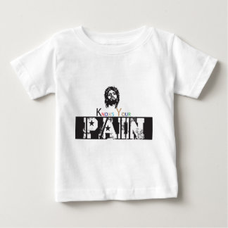 He Knows your pain Baby T-Shirt