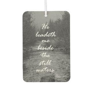 He Leads me Beside the Still Waters Bible Verse