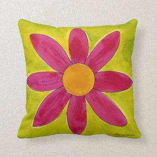 He Loves Me Daisy ~ American MoJo Pillow