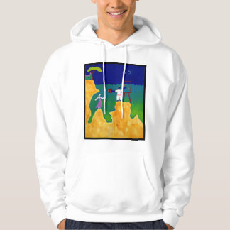 He Made Her Wait Some Time 2000 Hoodie