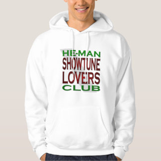 He-Man Showtune Lovers Club Hoodie