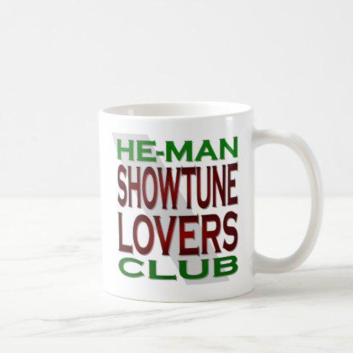 He-Man Showtune Lovers Club Mug