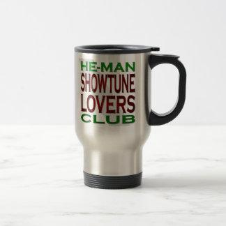 He-Man Showtune Lovers Club Travel Mug
