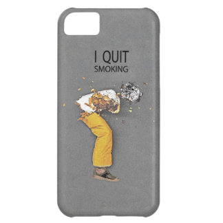 ¡He parado fumar! Funda iPhone 5C