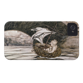 'He Passed Under the Bridge and Came Within Full S iPhone 4 Case-Mate Case