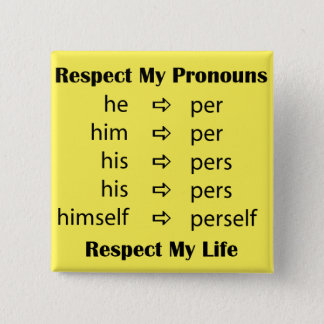 He -> per/person pinback button