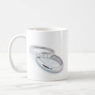 He Put a Ring on It/save the date Coffee Mug