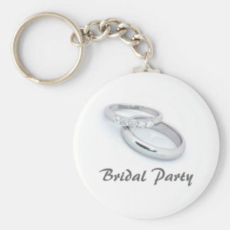He Put a Ring on It/save the date Keychain