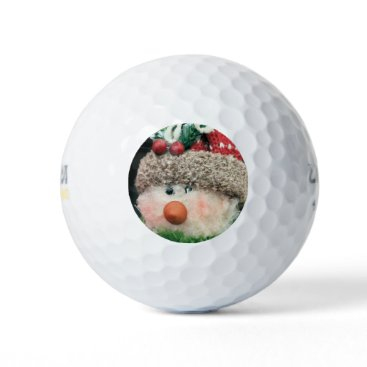 USA Themed He seems overdressed somehow golf balls