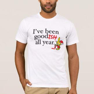 He sido bastante bueno todo el año playera