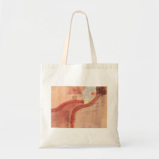 he small loge by Toulouse-Lautrec Tote Bag