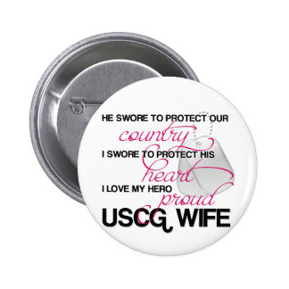 He Swore to Protect Our Country Buttons