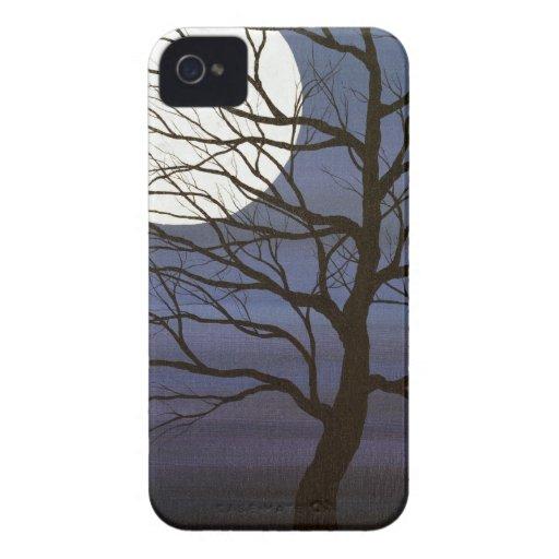 He tocado la luna iPhone 4 Case-Mate cárcasa