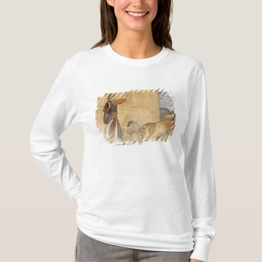 He Treated the Lions as though he was joking T-Shirt