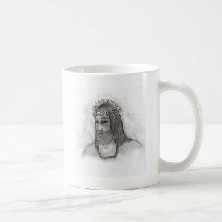 He Walks With Me Coffee Mug