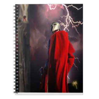 He was king Notebook
