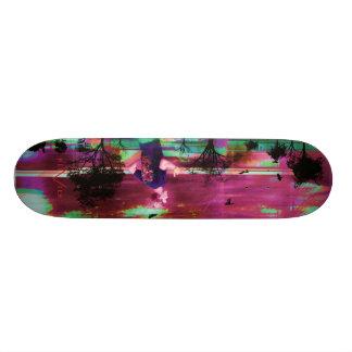 He Went Where?! Skateboard