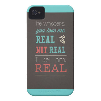 He Whispers Case-Mate iPhone 4 Case